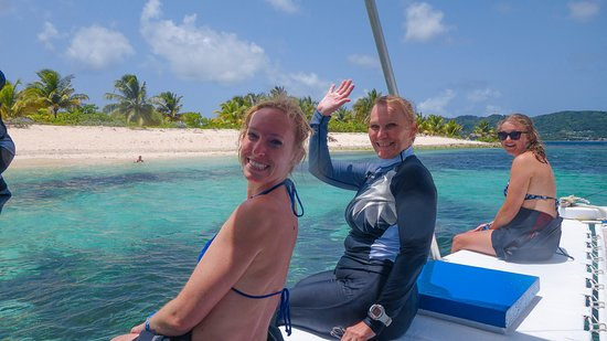 Deefer Diving Carriacou