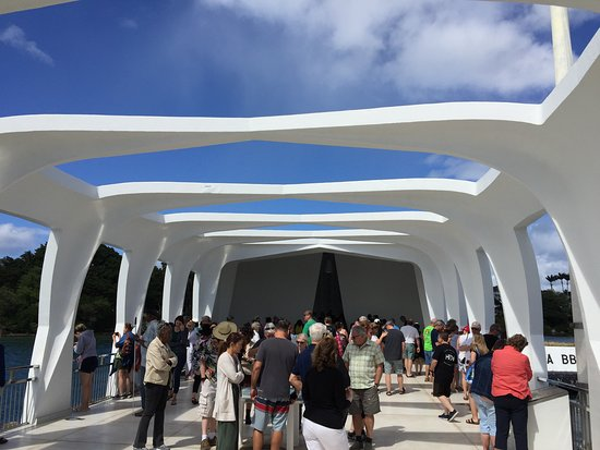 Pearl Harbor Visitor Center Tour: Inside the Memorial.