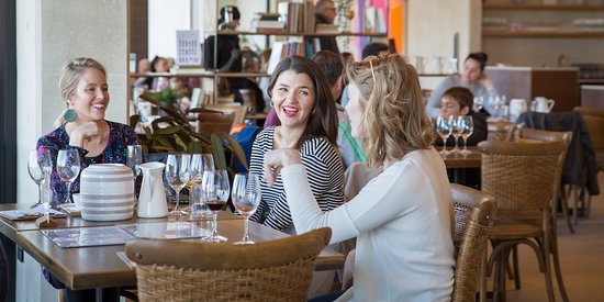 Relax and enjoy a seated tasting at Shaw Wines
