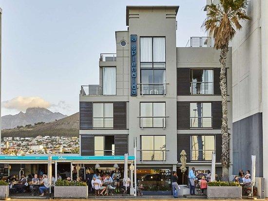 La Splendida, hoteles en Ciudad del Cabo Centro
