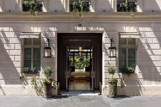 Les Jardins du Faubourg, Hotels in Paris