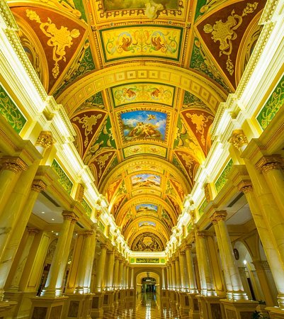 Sistine Corridor