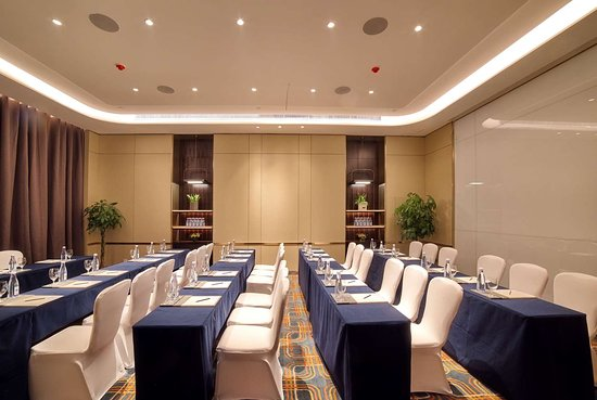 Fuyang, China: Meeting Room