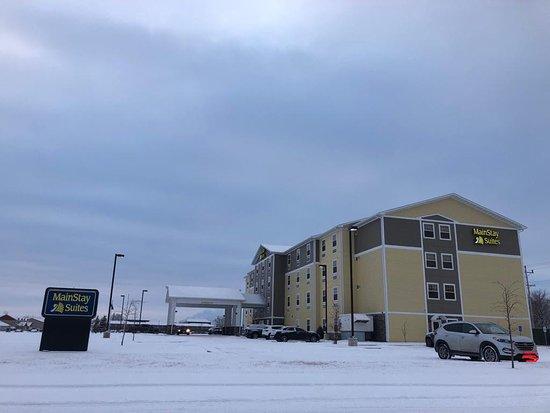 Mainstay Suites Medical Center, 3rd Street Northwest, Sidney, MT, USA