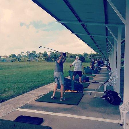 Hervey Bay Golf Driving Range