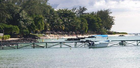 Casuarina Resort & Spa: Vue de la plage