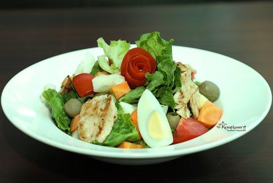 Chicken Salad at Kantipur Tandoori House