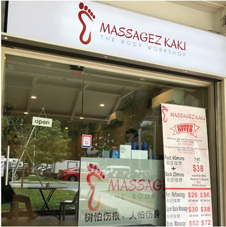 ‪Massagez Kaki Wellness‬