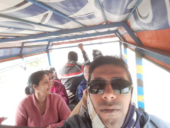 Sundarban Tour Package: at launch Vehicle