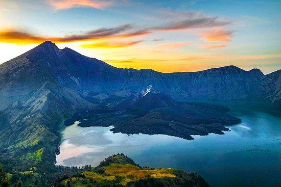 Lombok Volcano Trek Info