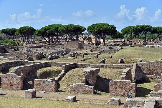 ALessandra Tours in Ostia