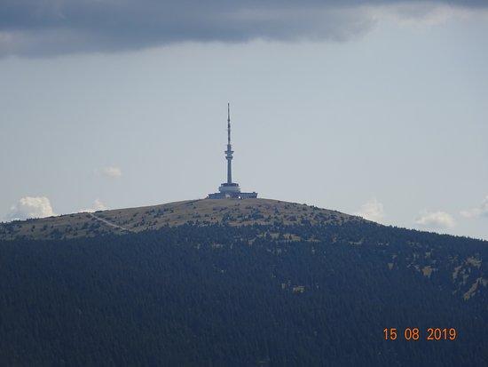 Kouty nad Desnou, Česká republika: Praděd z Dlouhých strání