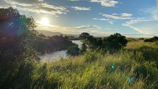 Εθνικό καταφύγιο Μασάι Μάρα, Κένυα: Evening at Mara River