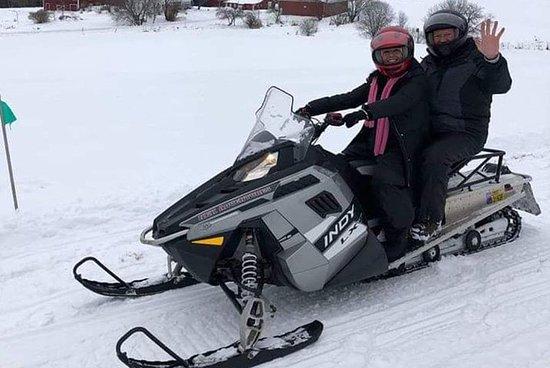 NEK Adventures Sneeuwscooter Tour ...