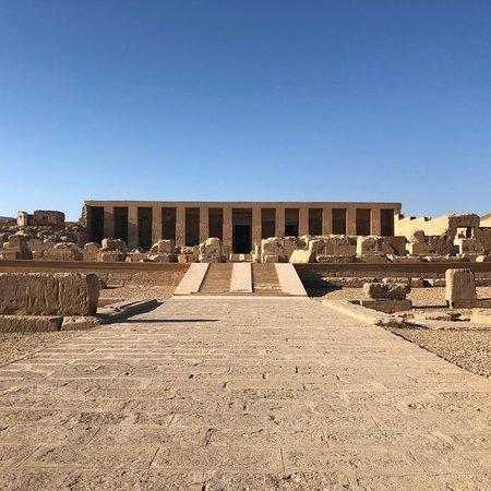 Verlässlicher Partner für Touren durch Ägypten, vor allem für Individualreisende