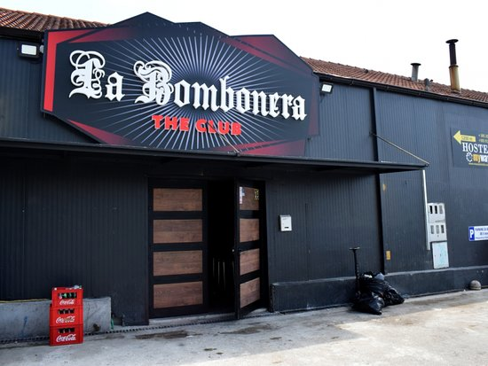 La Bombonera Club