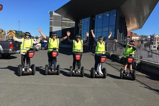 1-Hour Segway Taster Experience Photo