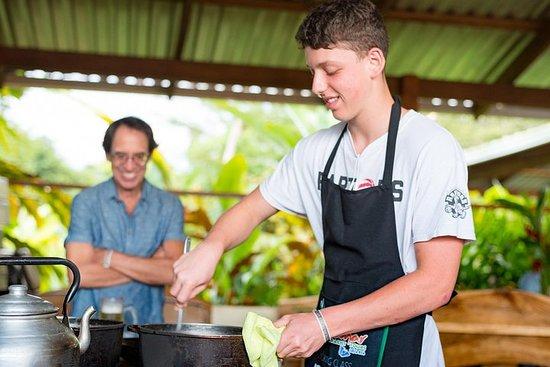 Cours de cuisine Pura Vida à La...