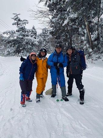 Фотография Frozen fall trekking