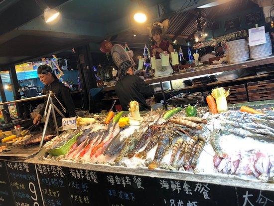Onion Seafood