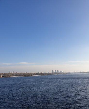 Nice riverfront to walk along