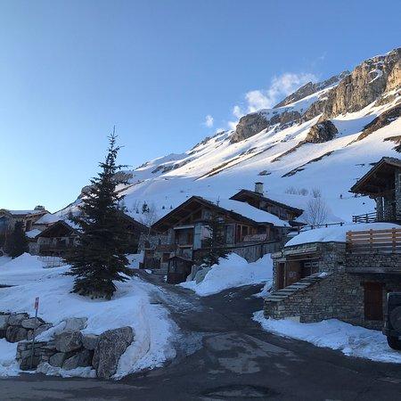 Val d'Isère Station de Ski