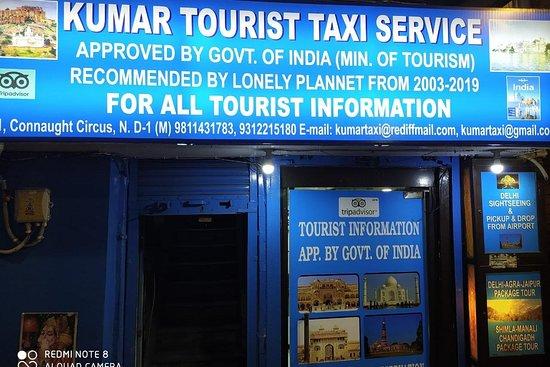 Kumar Tourist Taxi Service