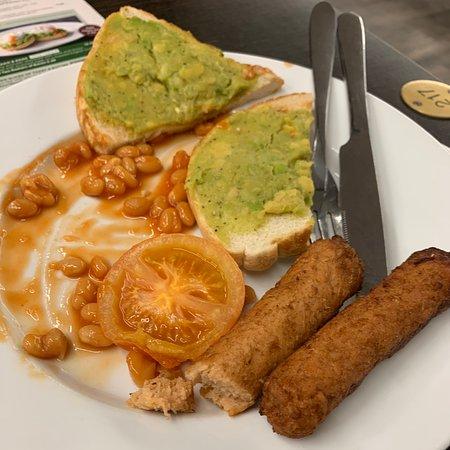 Worst vegan breakfast
