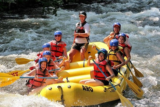 Ayung River Rafting and Hidden Canyon...