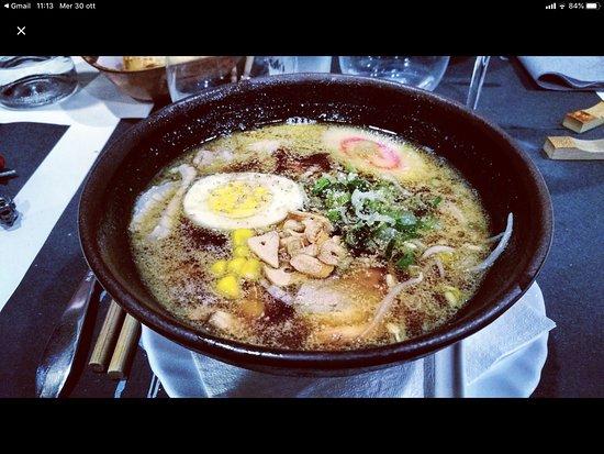 Ninniku Kumamoto Ramen, il Ramen 🍜 all aglio