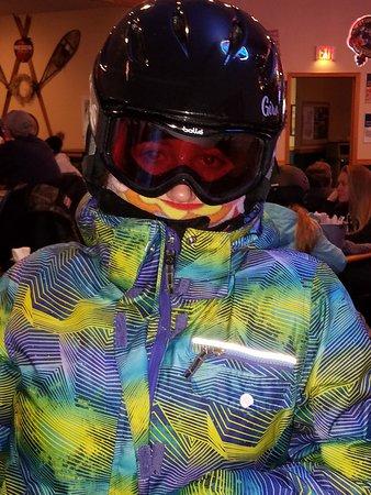 Kimball, MN: Powder Ridge ski night