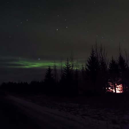 Aurores boreals 🇮🇸
