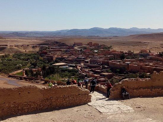 Ouarzazate, Marokko: Ait ben haddo