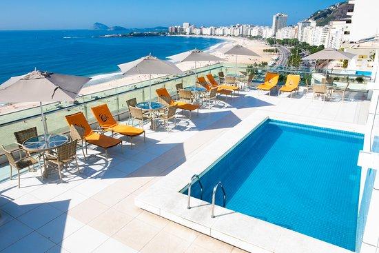 Arena Copacabana Hotel, hôtels à Rio de Janeiro