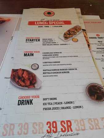 Lunch Promo