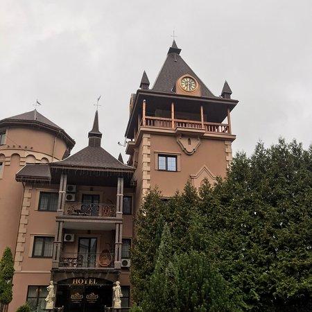 Закарпатская область, Украина: Шикарный отель 😍