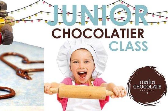 Workshop Júnior de Chocolatier