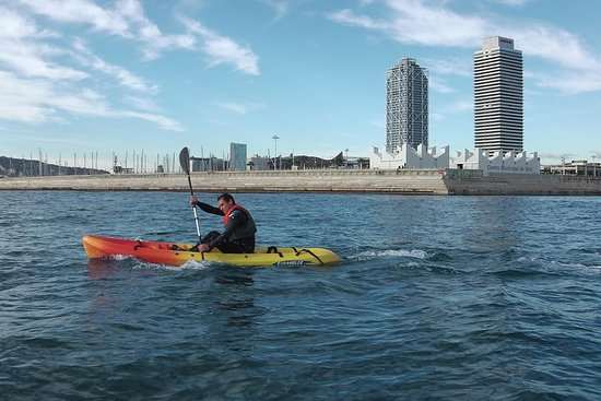 Kayak and Paddleboard Experience in Barcelona Φωτογραφία