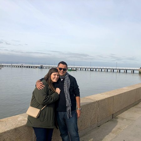 Alcochete, Portugal: Cidade do beira mar