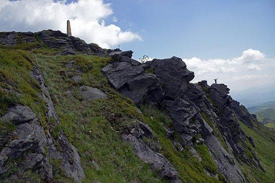 Die Gipfel von Lemberg: Pikuy...