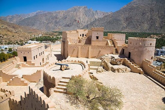 Die Halbtagesausflug nach Norden & Nakhl von Muscat