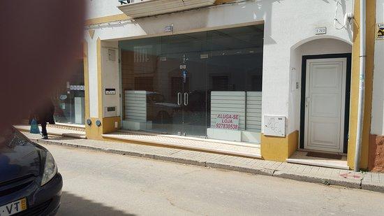 Vila Nova de Milfontes, Portugal: Mini Mercado/Snack Bar ALEX