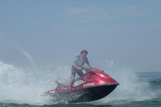 New York City 30-Minute Jet Ski Rental