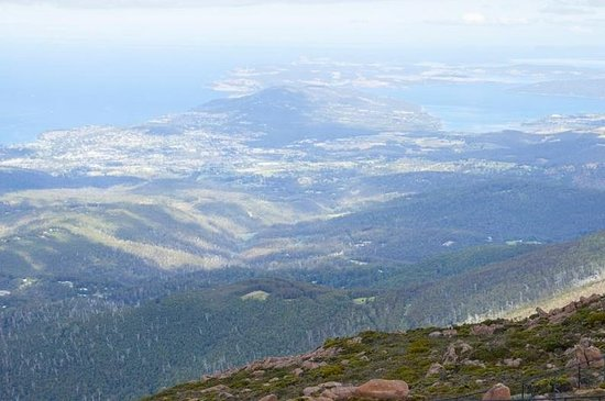 Hobart City Flight Including Mt Wellington and Derwent River