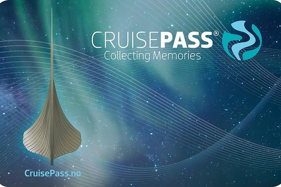 Cruise Pass Norway - um cartão de descontos em portos de cruzeiros...