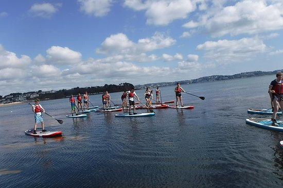 Guided Stand UP Paddleboard Adventure Resmi