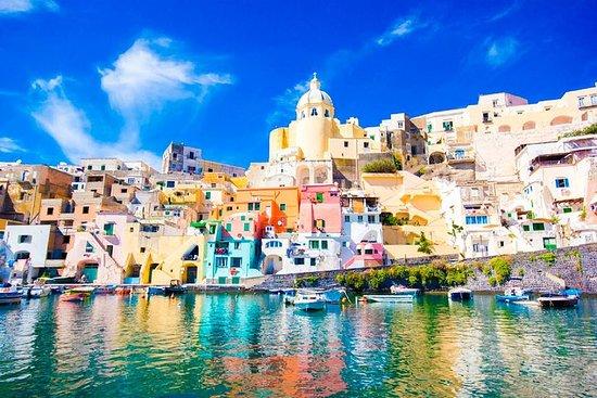 Excursión en barco por Ischia y...