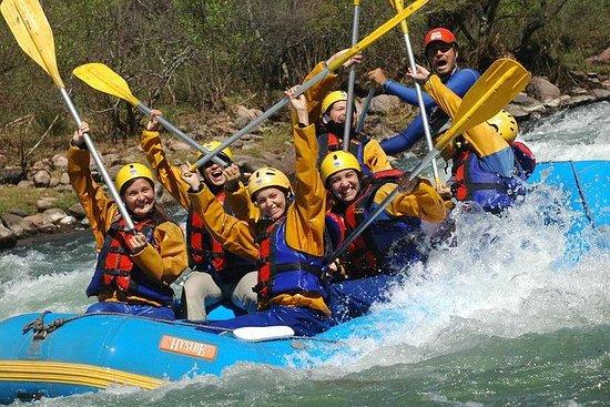 從薩爾塔出發的Juramento河上的白水漂流之旅