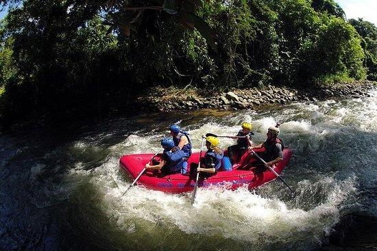 Rafting en aguas bravas - Río...