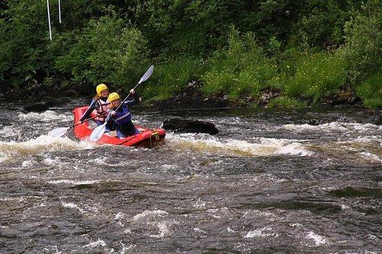 Rafting en el río Tay en River...